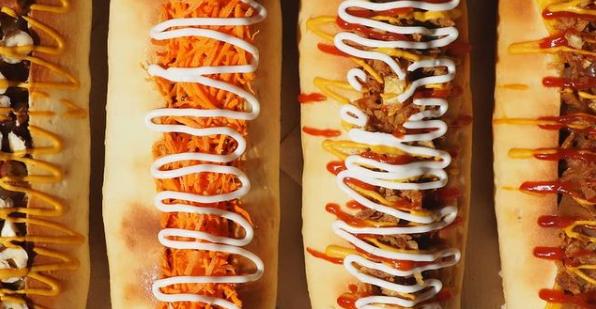 Les hot-dog vegan de Not Dog à Nice